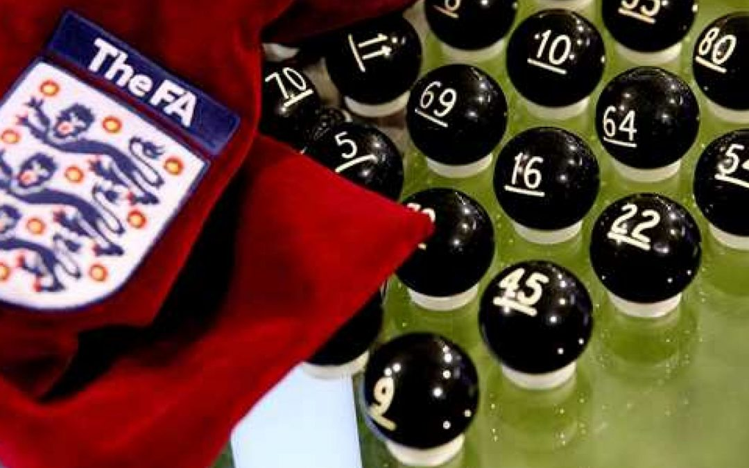 Up For The Cup….. FA National Competition Draws