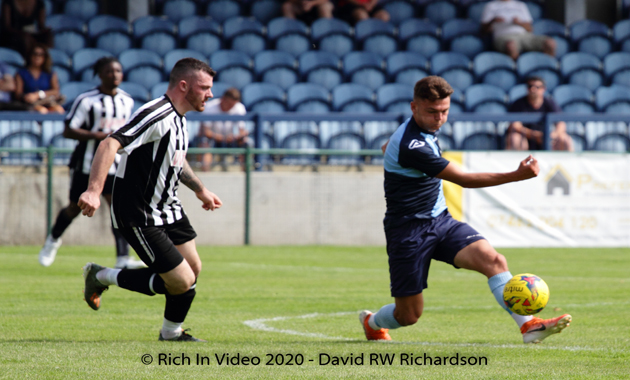 St Neots Town 3 – 2 Bedford FC