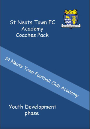 St Neots Town FC Academy Coach Pack 2020/21