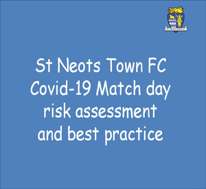 Additional Matchday Covid Risk assessments