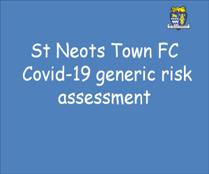 General Covid Risk Assessments