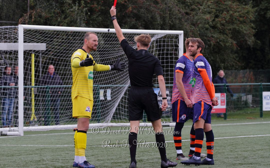 Feisty A1 Derby Ends In Draw As Saints Battle Back From 2-0 Down