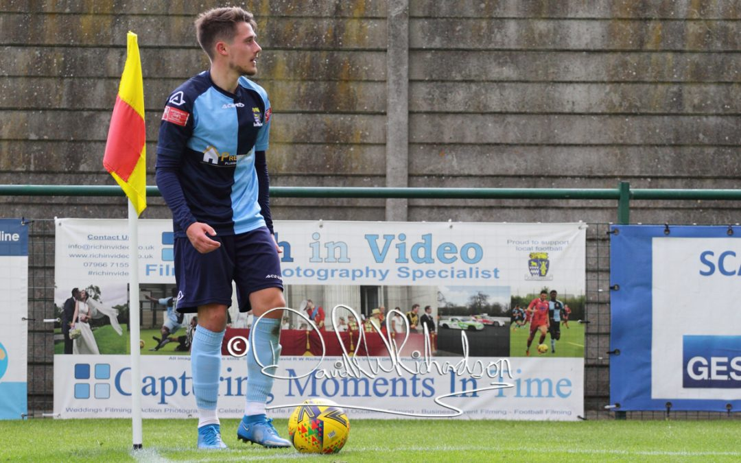 Saints Complete Pre Season With Competent Win Over Chalfont