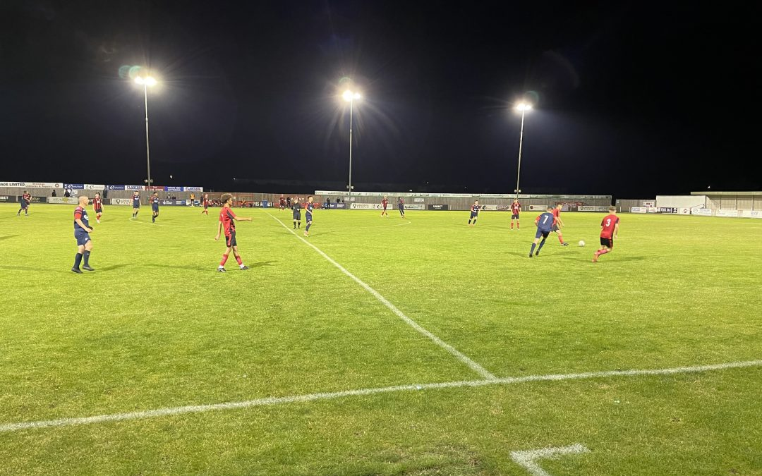 Young Saints Through In FA Youth Cup With Impressive Win At Kettering Town