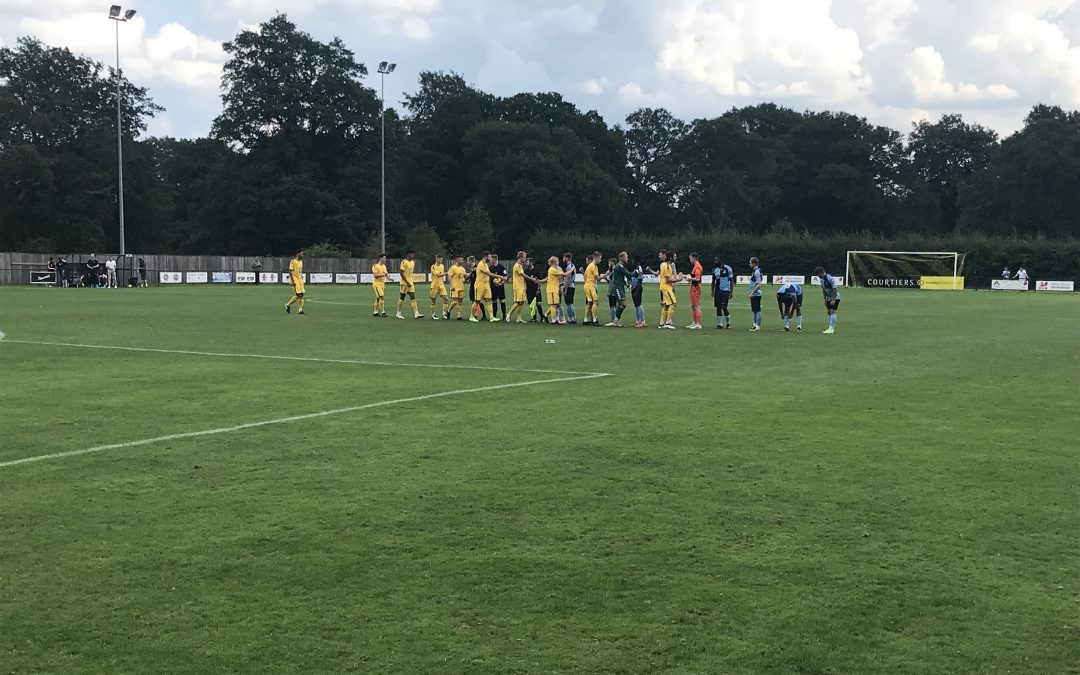 Saints Slip Up At League Leaders North Leigh